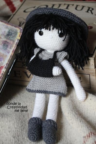 Codo Breaker, muñeca amigurumi