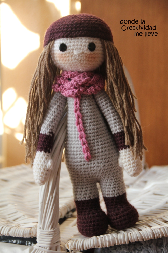 Delia, mi muñeca Lalylala