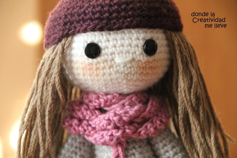 Delia, Lalylala convertida en muñequita