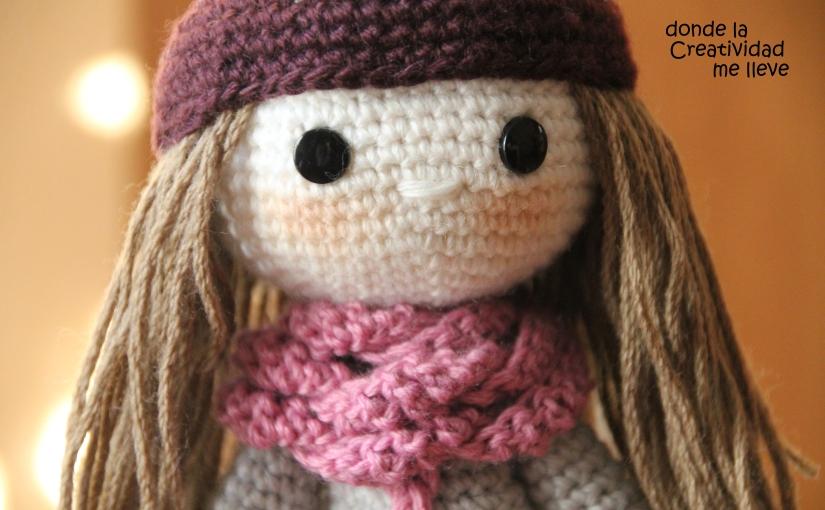 Delia, mi pequeña muñecaLalylala